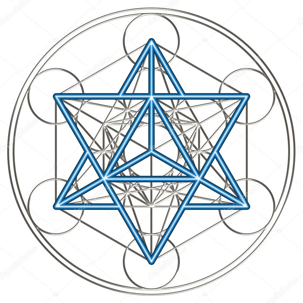 Markaba Star for healing and balance of life
